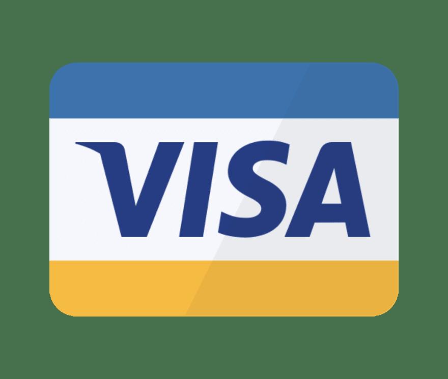 Top 177 Visa Online Casinos