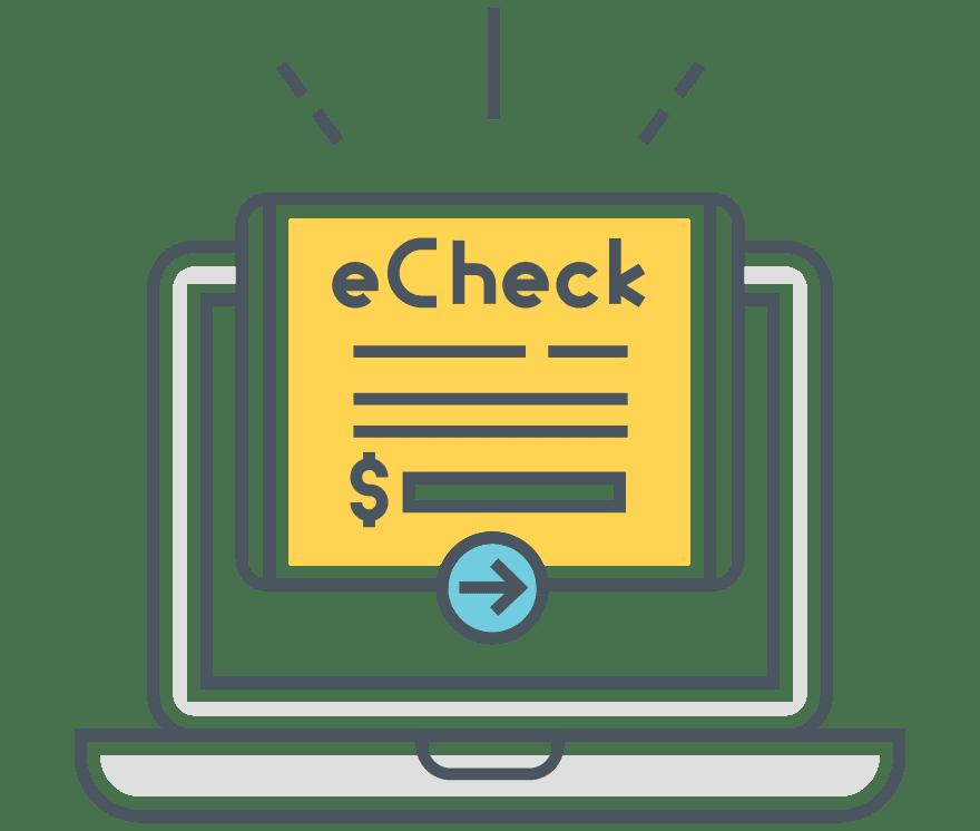 Top 5 eChecks Online Casinos