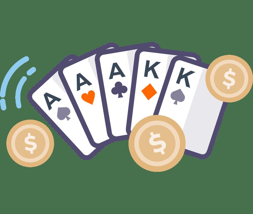 Best 124 Poker Online Casino in 2021