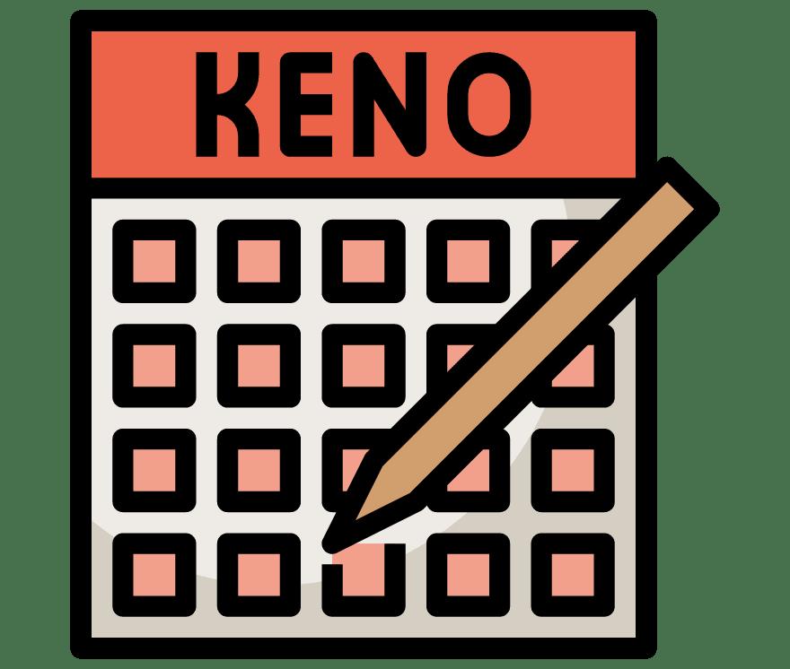 Best 51 Keno Online Casino in 2021