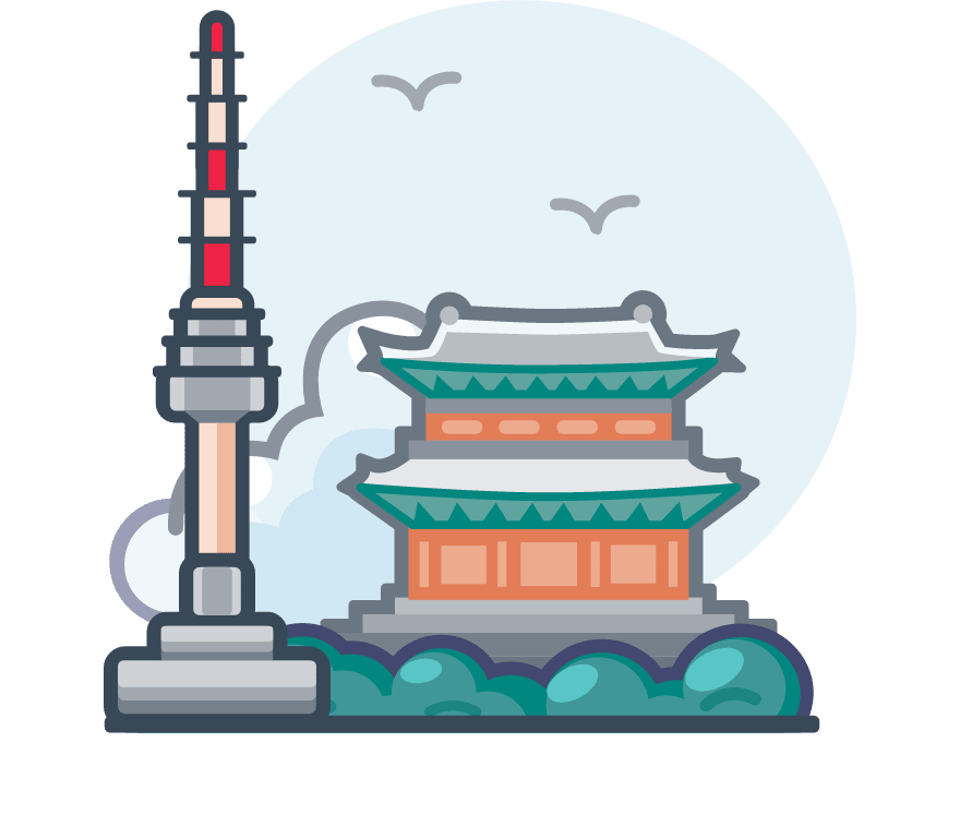 Best 50  Online Casinos in South Korea