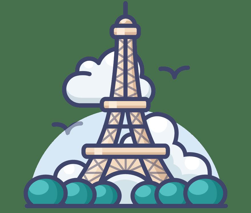 Best 33  Online Casinos in France