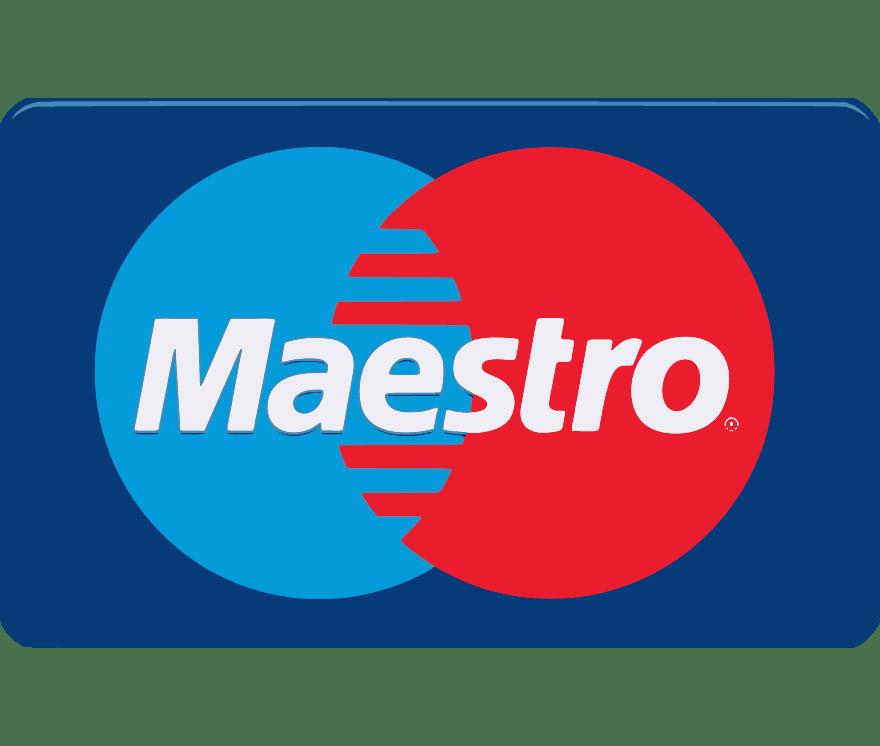Top 59 Maestro Online Casinos