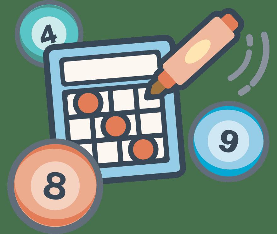 Best 72 Bingo Online Casino in 2021